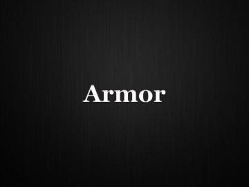 Commander MK I Armor